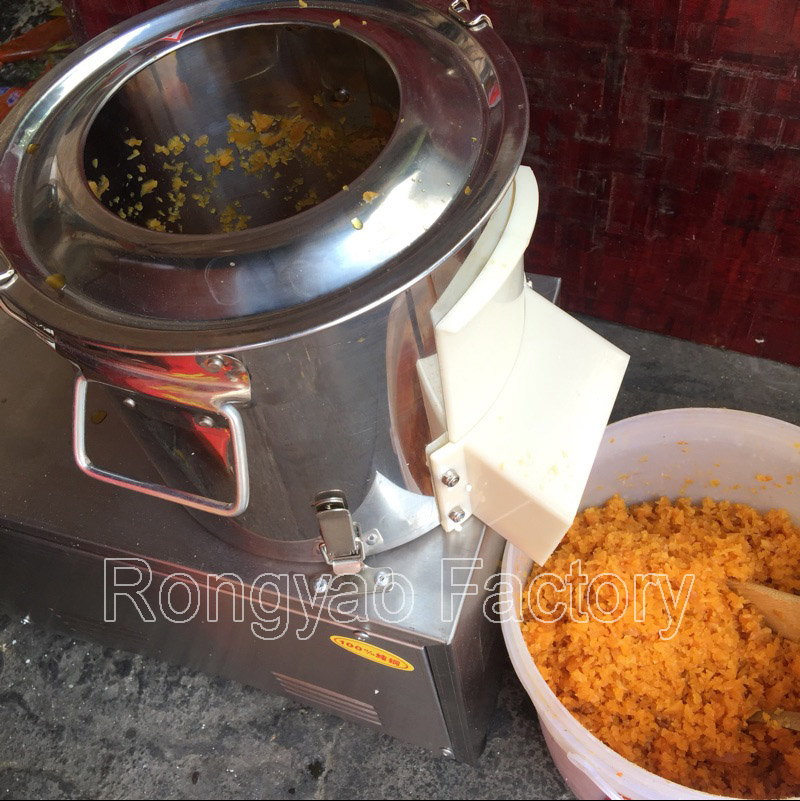 Electric Multifunction Vegetable Cutting Machine Commercial Household Kitchen Chopper Small