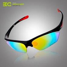 Basecamp Men Women Polarized Cycling Glasses Outdoor Sports Fishing Mountain Bike Bicycle 5 Lens Cycling Eyewear MTB Sunglasses