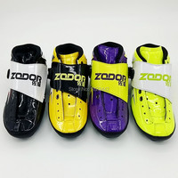 ZODOR roller upper boots speed skating shoes Inline skates boots roller skates with 4 colors optional