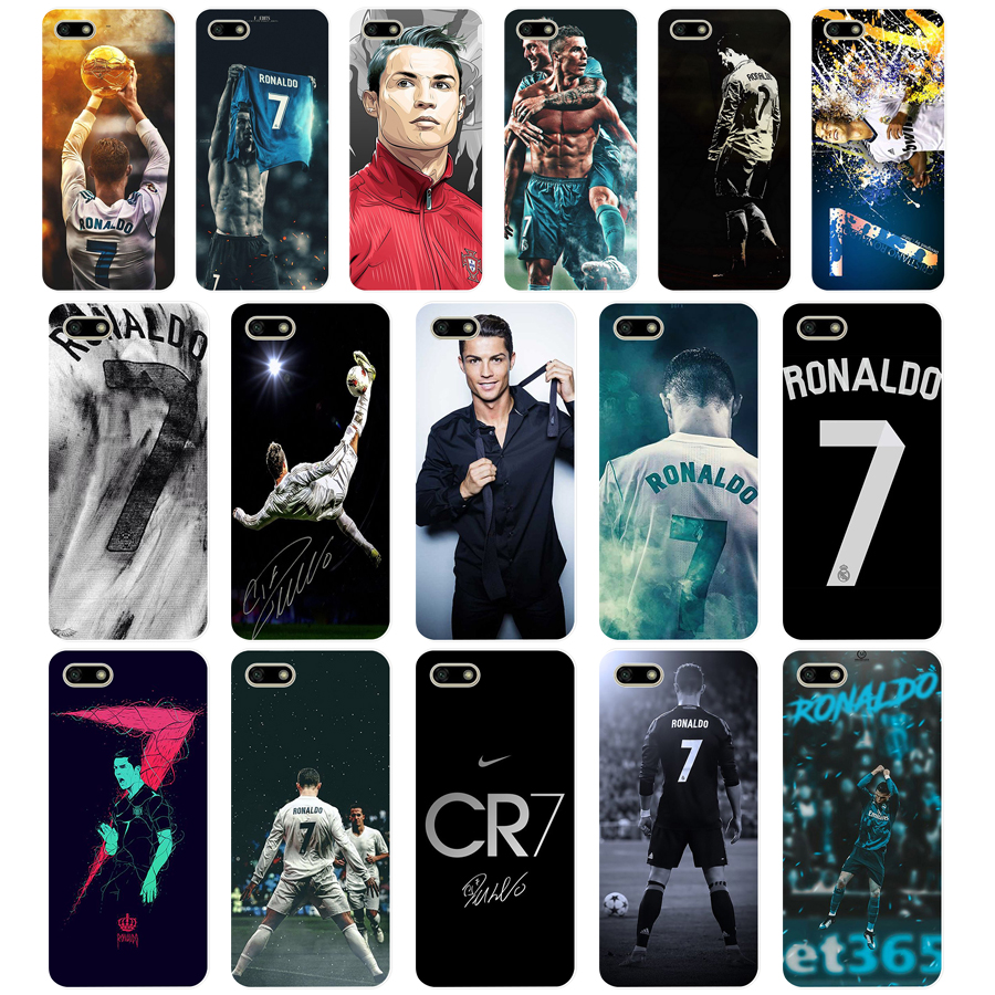 200h Cool Cristiano Ronaldo Cr7 Soft Silicone Tpu Cover Case For Huawei Honor 7a Pro 7x Play Case A Wide Selection Of Colours And Designs