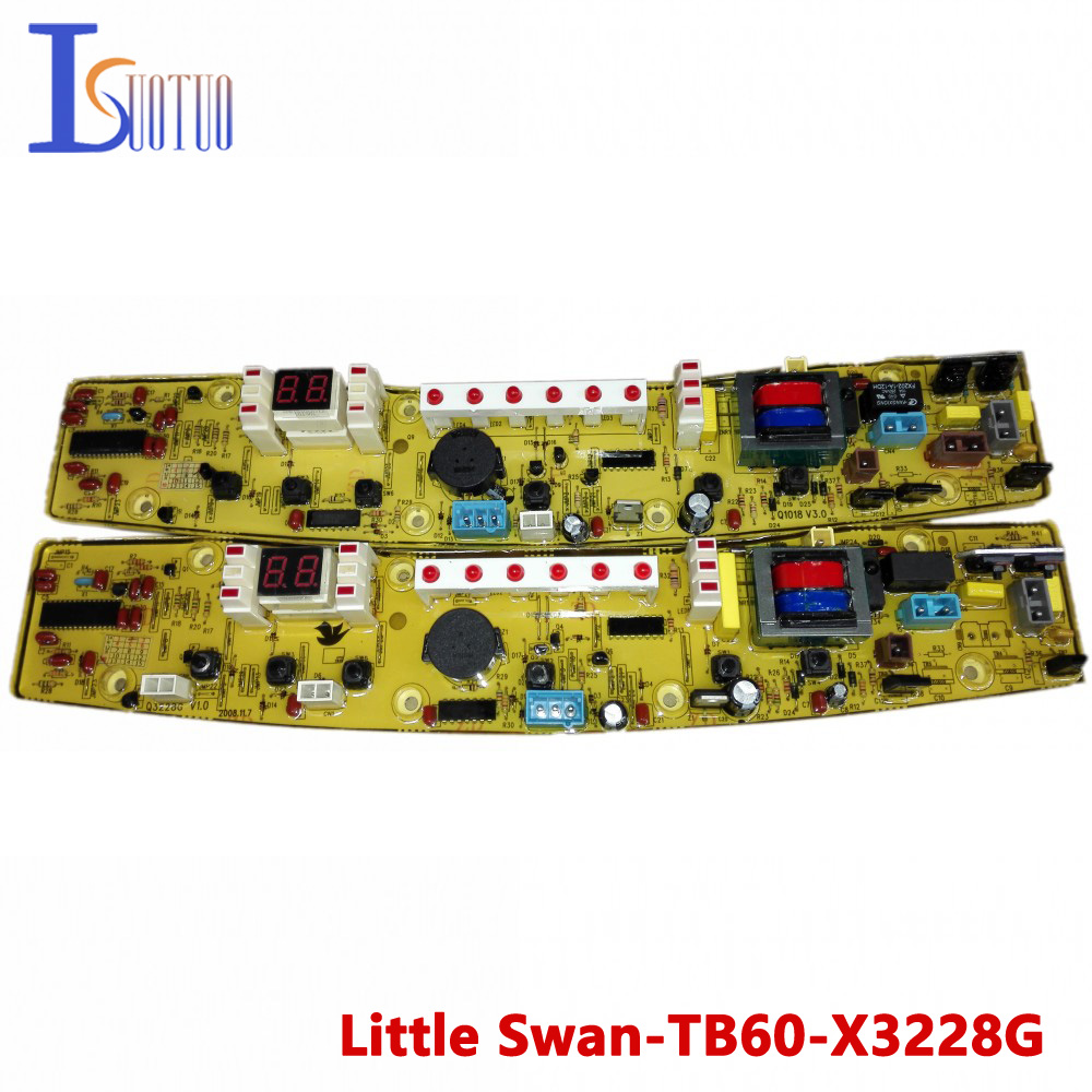 Little Swan washing machine brand new computer board TB60-X3228G XQB60-3228G  brand new washing machine timer dxt 15f g 3 5a 250v 180 degree