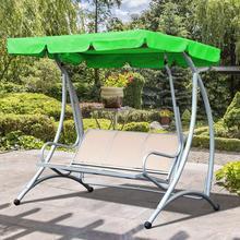 4 цвета, устойчивые к ультрафиолетовому излучению Чехлы для садовых качелей и стульев, защита от пыли/водонепроницаемый наружный гамак для внутреннего двора, палатка, качающаяся верхняя крышка