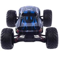 9115 2.4G 4CH RC Trucks Toys With 2 Wheel Driven Electric Race Remote Control Toys RC Big Truck Climbing Cars Gift For Kids