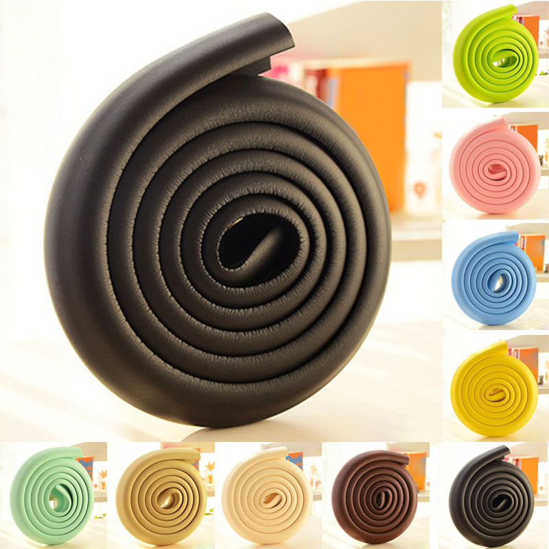 In 2 M Kinder Schutz Tabelle Schutz Streifen Sicherheit Für Glas Rand Möbel Kindergarten Ali88 Exquisite Verarbeitung