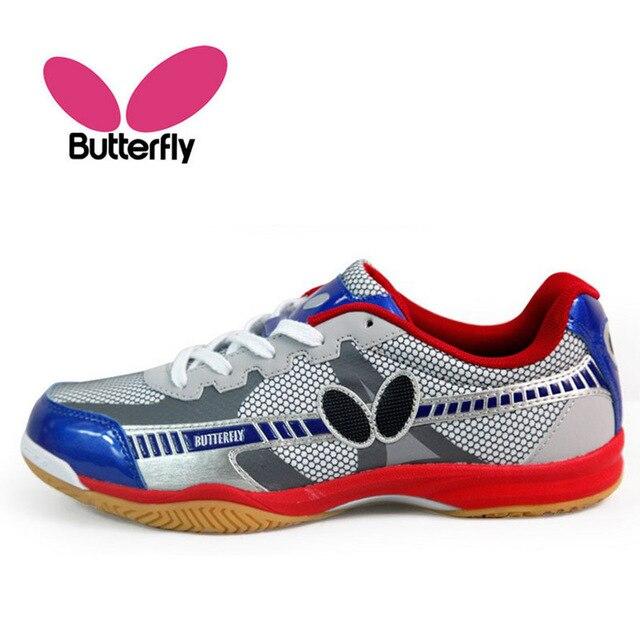94d0dc948c40b 100% papillon original UTOP 6 Table Tennis Lezoline TB boll Chaussures  d'intérieur professionnel sport baskets 3 Couleurs dans Chaussures de tennis  de Table ...