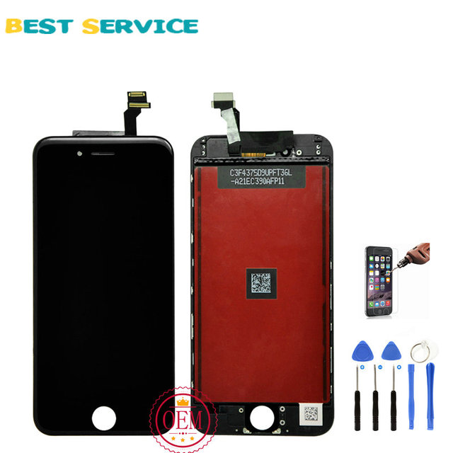 Grade AAA No Dead Pixel For iPhone 6 Plus 5.5 LCD Screen Display With Touch Screen Digitizer Assembly + Tools Free shipping