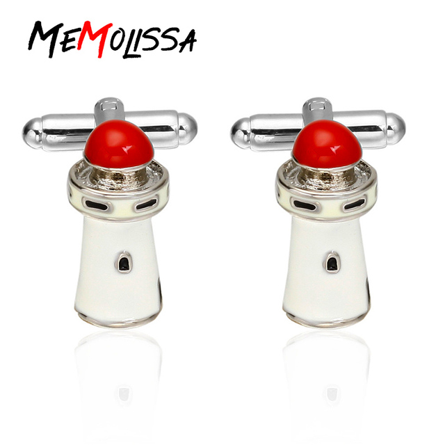 Memolissa Light Cufflink Cuff Link 1 Pair Promotion
