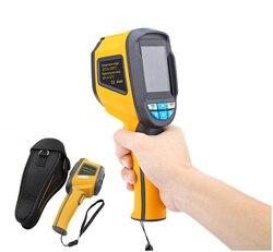 HT-02 sprzedam gorący ręczny aparat termowizyjny kamera termowizyjna na podczerwień HT02 cyfrowa kamera noktowizyjna z 2.4 calowym kolorowy wyświetlacz lcd