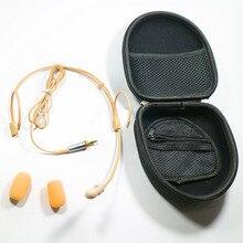 Микрофон гарнитуры с Гиперкардиоидный направленность для Sennheiser EW100 EW300 EW500 G1 G2 G3 Saramonic микрофон