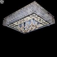 Модные спальни современный минималистский гостиной лампы светодиодные индикаторы низкого напряжения высокого качества Потолочные светил...