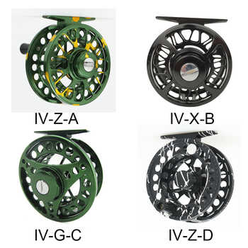 Special Sale Aventik CNC Machined Super Large Arbor Fly Fishing Reel And Super Light Fly Reel - SALE ITEM Sports & Entertainment