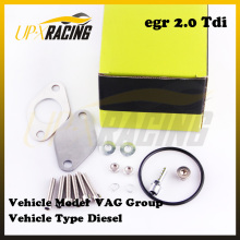 hotsales EGR Delete Kit for Mk5 VW Golf 2.0 TDI S koda 2.0Tdi egr valve egr1115