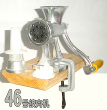 meat grinder manual household multifunctional sausage filling machine dogmeat enema machine gristmill