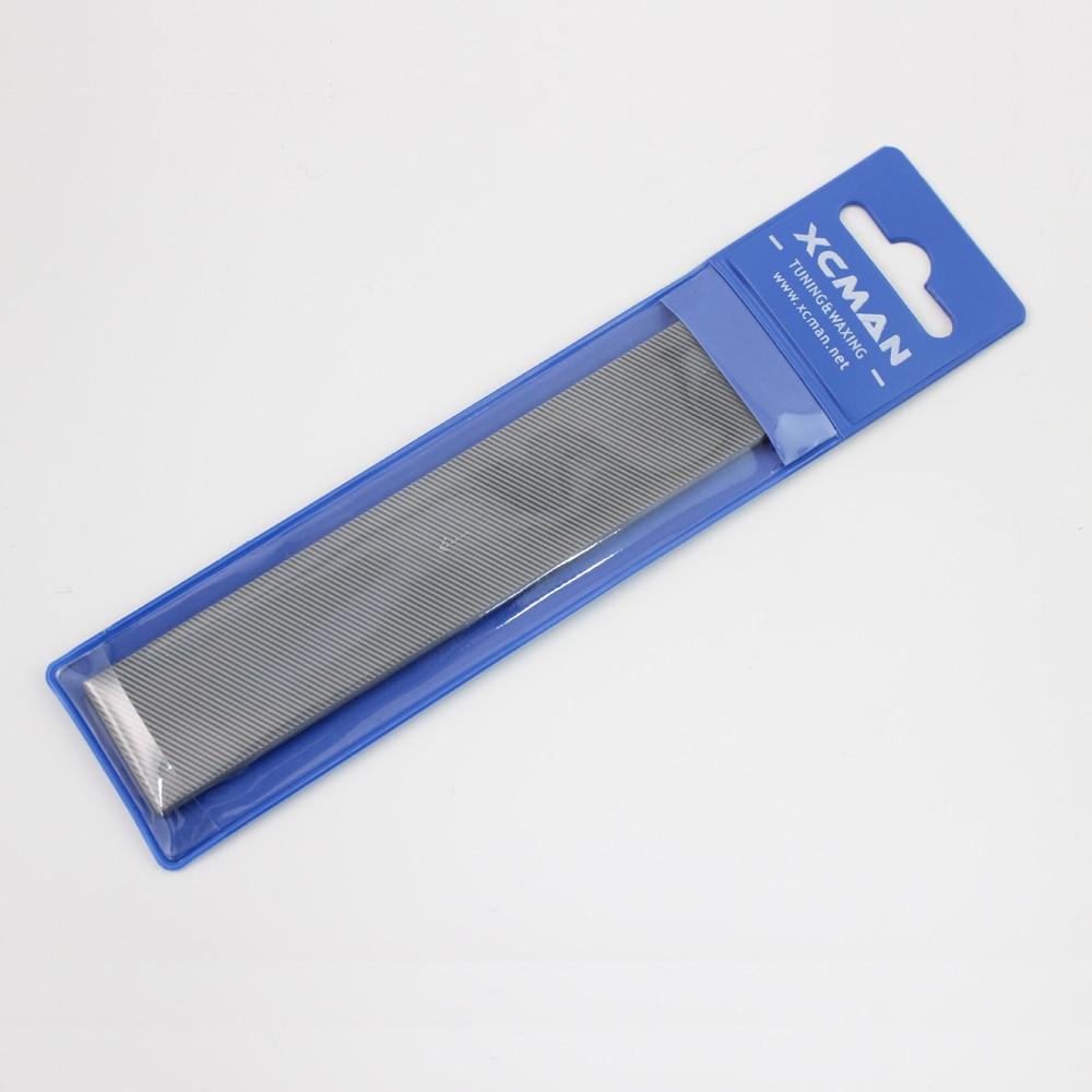 XCMAN Ski Snowboard Edge Tuning File Professional 4.7inch(120mm)/78.7inch(200mm) Coarse 11TP/CM