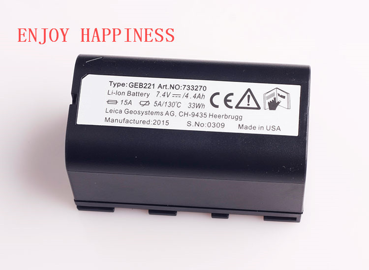 GEB221 Recharger Battery For Leica Surveying Instruments цена
