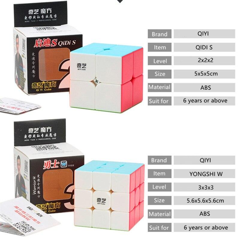 Cubos Mágicos velocidade magic cube puzzles guerreiro Tipo 2 : Puzzle Magic Cube
