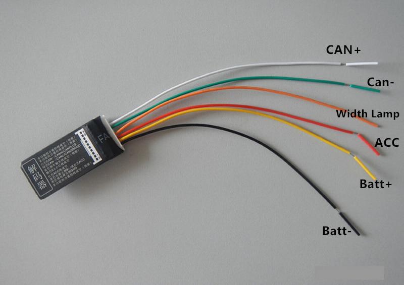 zapojední delta rádia do necan auta : interiér + elektro vw can bus decoder wiring diagram