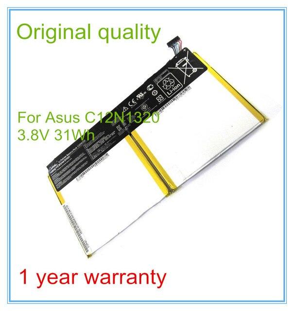 Original Genuine new Laptop Baterias para T100TA C12N1320 Baterias 3.8 v 31WH