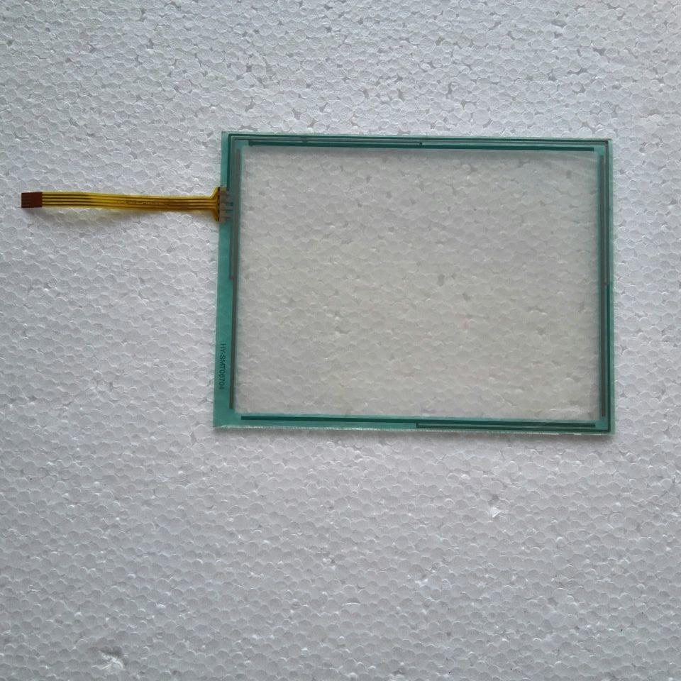 DMC AST 065B AST 065 AST 065B080 Touch Glass screen for HMI Panel repair do it