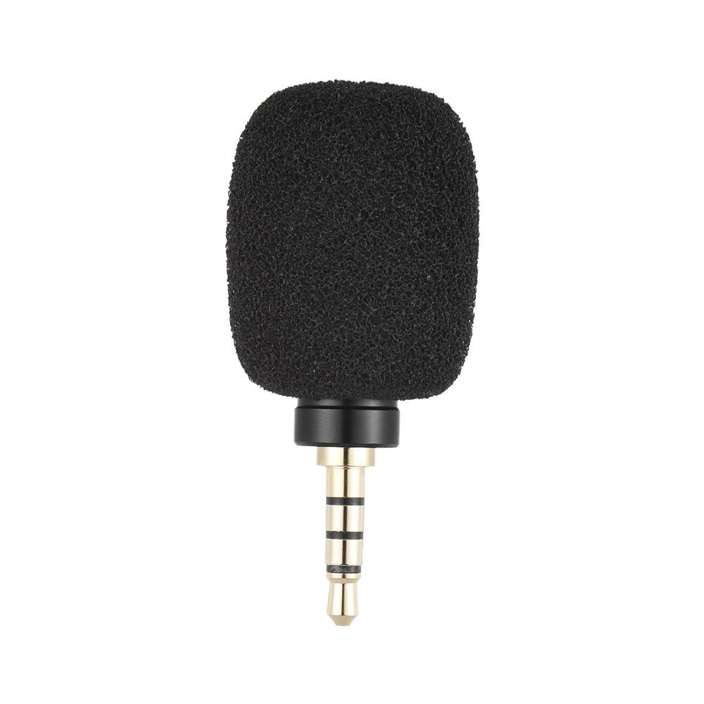 Andoer Ey-630a Handy Smartphone Tragbare Mini Omnidirektionale Mic Mikrofon Für Recorder Für Ipad Apple Iphone X 8 Samsung
