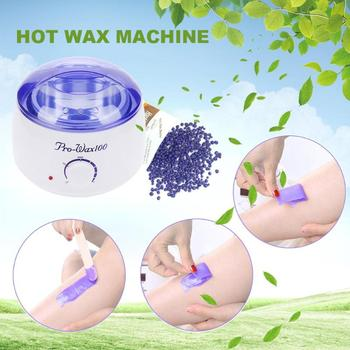 Mini Multi-Fungsi Hangat Hot Wax Heater Spa Tangan Epilator Kaki Parafin Lilin Pemanas Calentador De Cera Body Spa lilin Mesin
