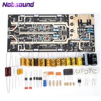 Nobsound United Kingdom ear834 MM RIAA Tube Phono Amplifier Stereo amp LP Turntable Pre Amp DIY KIT|Amplifier|Consumer Electronics -