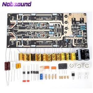 Image 1 - Nobsound Vereinigten Königreich ear834 MM RIAA Rohr Phono Verstärker Stereo amp LP Plattenspieler Pre Amp DIY KIT