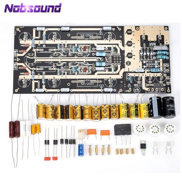 Nobsound Vereinigten Königreich ear834 MM RIAA Rohr Phono Verstärker Stereo amp LP Plattenspieler Pre Amp DIY KIT