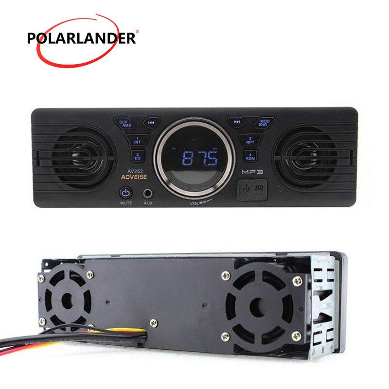 12 V-dash reproductor Bluetooth USB/SD TF tarjeta AUX-IN FM audio estéreo de coche MP3 PlayerBuilt-en 2 5 uds 3,5mm conector de clavija de Metal estéreo de 3 polos adaptador de enchufe y Jack 3,5 con terminales de cable de soldadura enchufe estéreo de 3,5mm