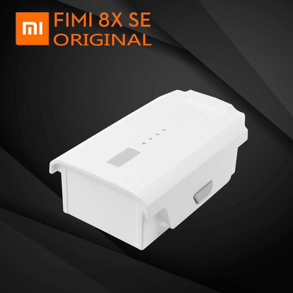 1Pcs Original For Xiaomi FIMI X8 SE Battery 11.4v 4500mAh Spare Parts Xiao Mi Drone FIMI X8 SE Battery Battery Accessories