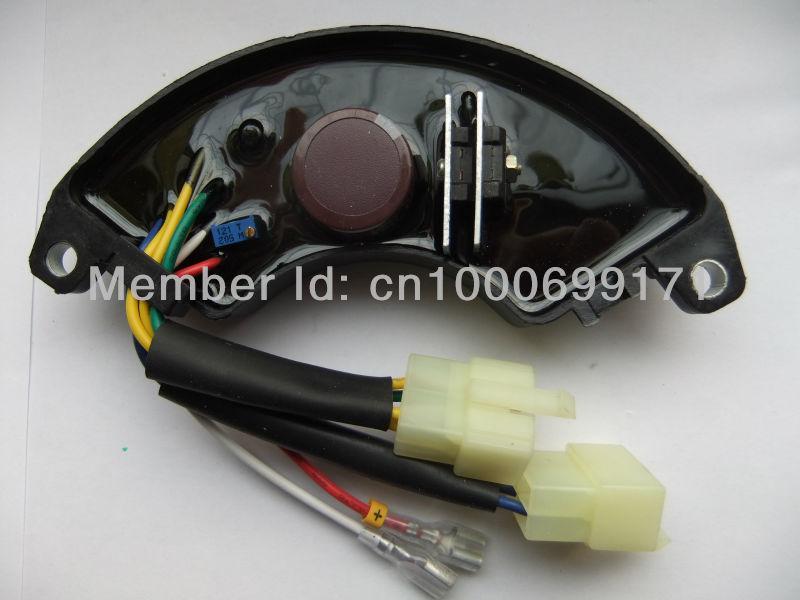 цена на GTDK AVR5-3 gasoline or diesel generator accessoriesthree phase automatic voltage regulator kipor kama