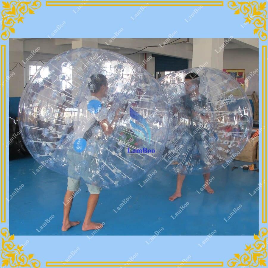 Коммерческое качество Забавный надувной бампер мяч, Зорб шар с сильный ПВХ