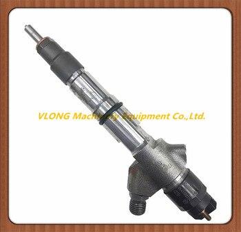 fuel injector pump element jet 0445120224 diesel gun 612600080618 weichai inyector 0445120170