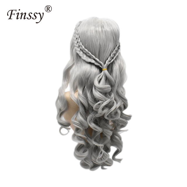 Dragon Mother Cosplay Wig 3