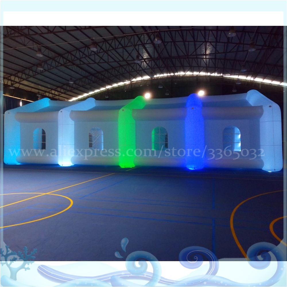 inflatable booth tent14