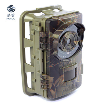 Hunting Trail Camera 16MP and 1080P FHD Video Wildlife Scouting Camera Hunting Camera Trail Camera цена 2017