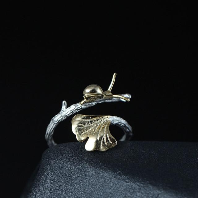 925 Sterling Silver Handmade Ring 2
