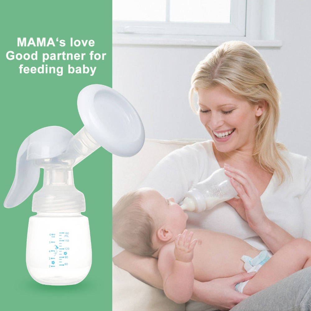 Electric Breast Pump Milk Bottle Infant USB Bottle BPA free Breast Pumps baby breast pump Feeding double electric breast pump