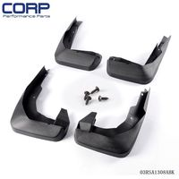 Free Shipping 4 PCS Front Rear For Honda CRV 2004 2011 05 Splash Guards Mudguards Mud