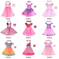 2016 New Fashion Cute Baby Girls Clothes Set Summer Sleeveless Dress And Shoes Hair band 3PCS Little Girls Clothing Sets Outfit