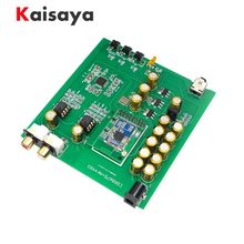 CSR8675 Bluetooth 5.0 Decoder Board DAC Support APTX HD AK4493 NE5532 RCA Headphone Amplifier Speaker 24bit DC12V T0736(China)
