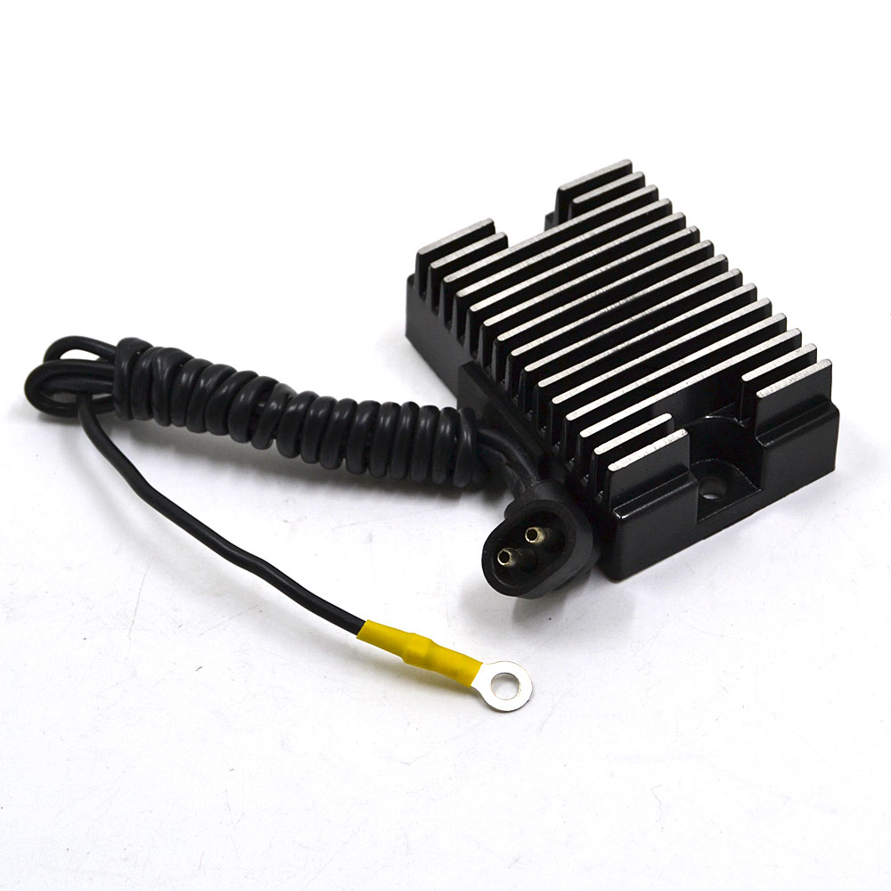 Motorcycle Metal Voltage Regulator Rectifier For Harley Davidson FLSTS FXD FXDB FXDC FLHS FXDL FLHT FLHTP FLHTC FLHTCU FLTC FXR motorcycle voltage regulator rectifier for harley davidson heritage softail 1450 classic flstc1450 2001 2006 model 74610 01