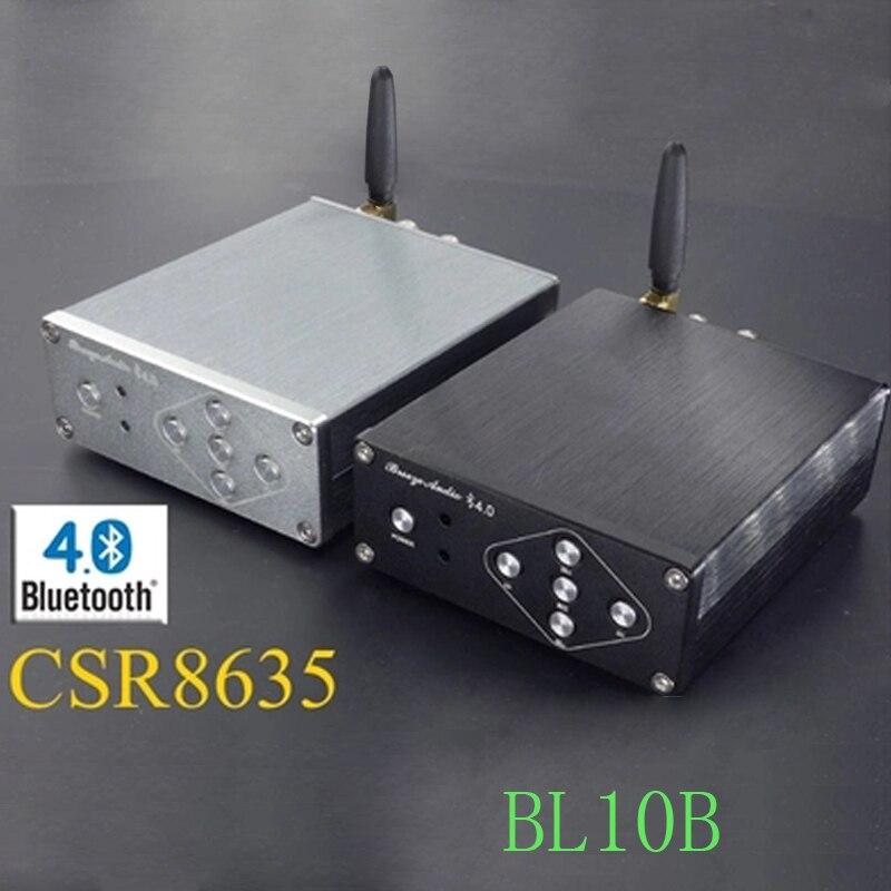 nueva Weiliang Breez BL10B TPA3116 Bluetooth 4.0 Audio amplificador de potencia
