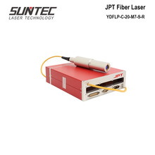 Suntec Fiber Laser Source 20W JPT MOPA Generator Mopa for Marking Machine YDFLP-C-20-M7-S-R