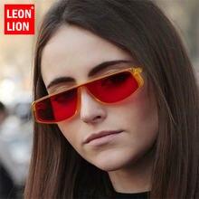 Солнечные очки leonlion в пластиковой оправе uv400 для мужчин