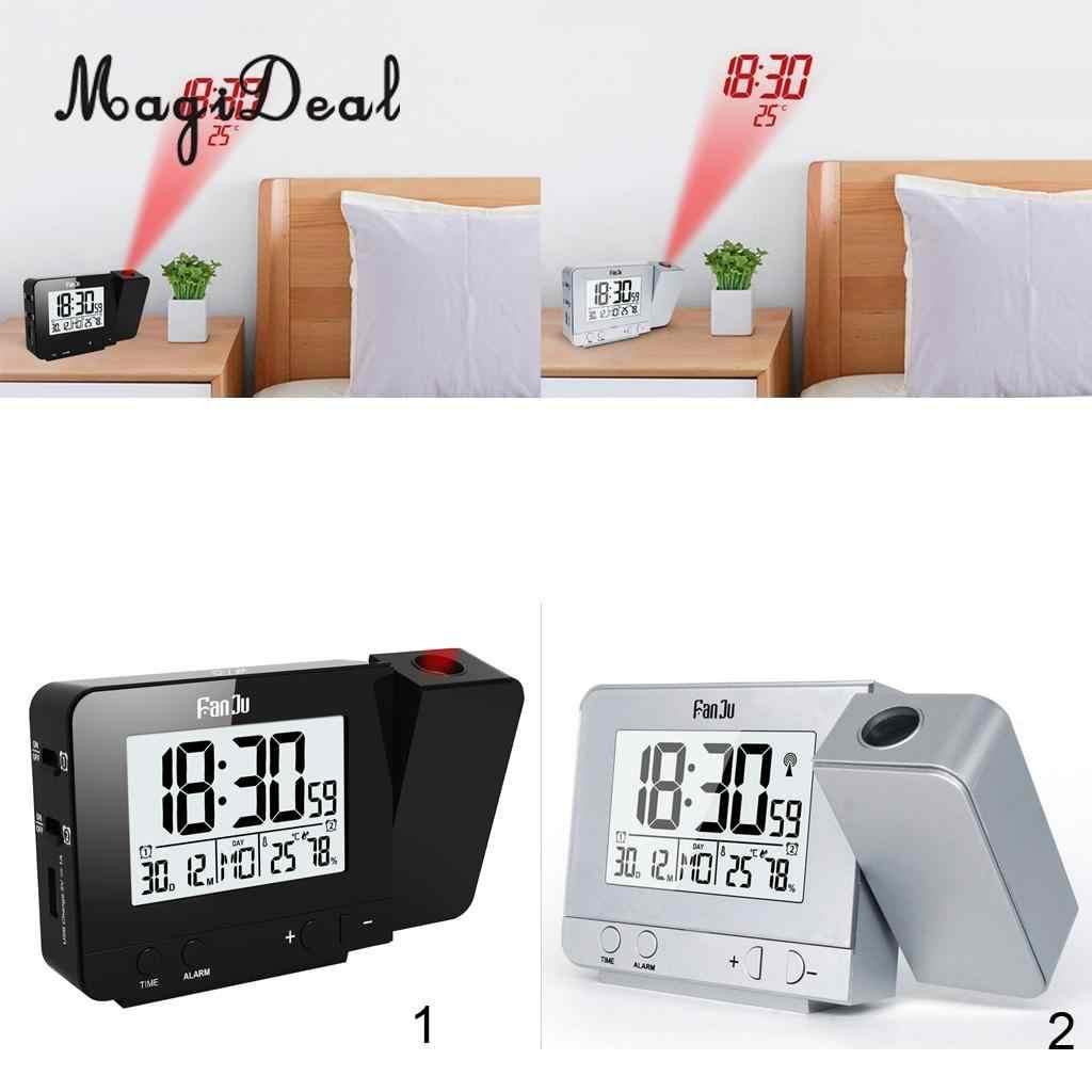 Digital Projection Alarm Clock Led Wall