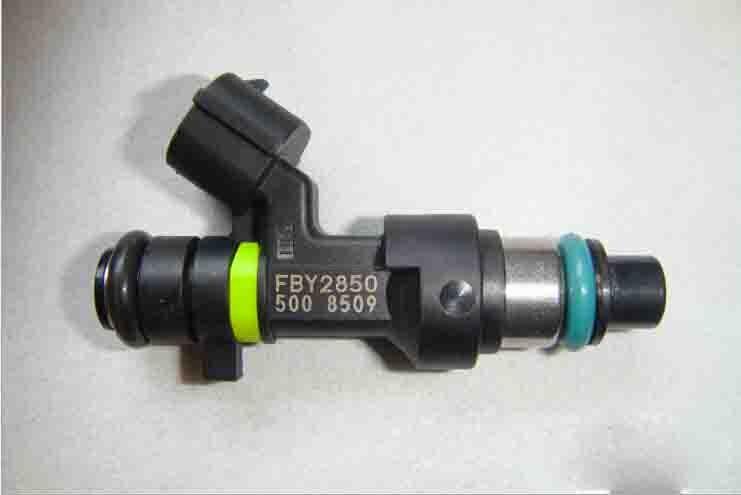 4PCS Fuel Injector FBY2850 For Nissan NV Sentra 2.0L Cube Versa 1.8L 16600-EN200 new fuel injector 0432191629 3928384 fit for c8 3l 6ct 6cta