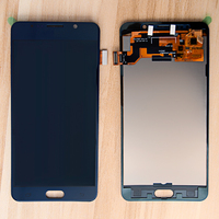 Sinbeda 5.7'' Display For SAMSUNG GALAXY Note 5 LCD Touch Screen Assembly Digitize Note 5 N9200 N920F N920T N920A N920V N920C