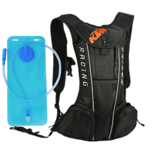 Motocross Water Backpack shoulders camelbak backpack riding package sport Backpack cycling Outdoor free 2L water bag