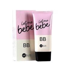 1pcs Makeup BB Cream Face Base Liquid Foundation Primer Concealer Isolation Bronzer Brighten Contour Moisturizer Cream xgrj